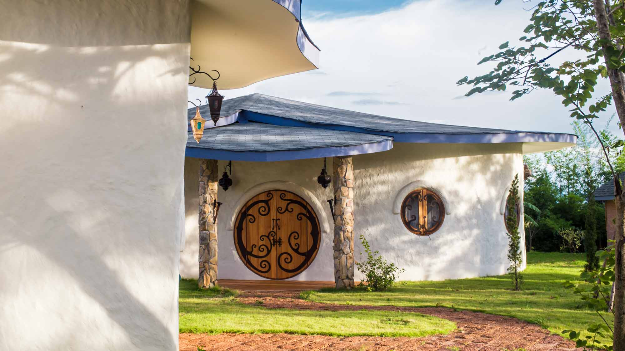 The Hobbit Villa