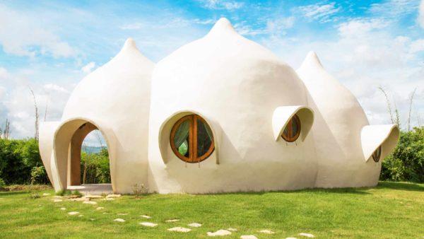 The Raindrop villa
